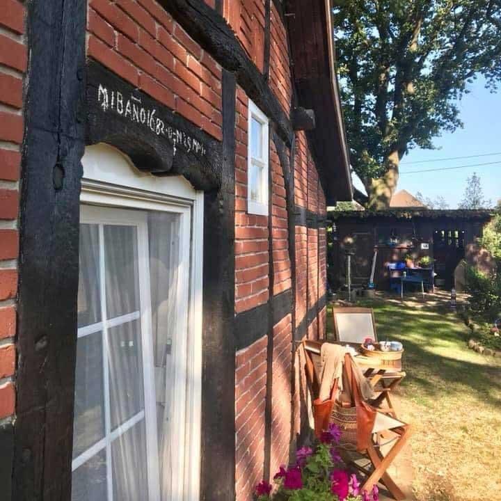 Schriftzug-Backhaus