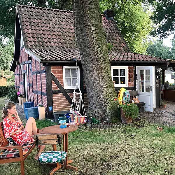 Juttas Backhaus - Ferienhaus Niedersachsen