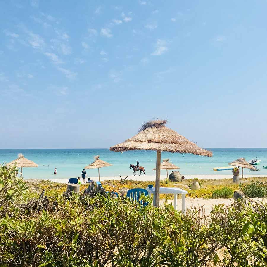 Djerba-Strand